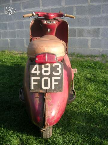Scooter BSA 57682010