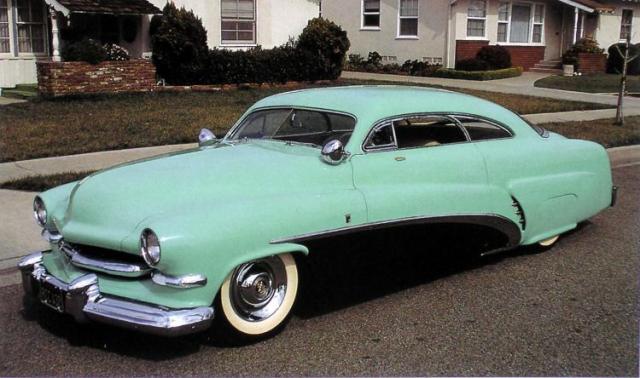 Mercury 1949 - 51  custom & mild custom galerie 59507010
