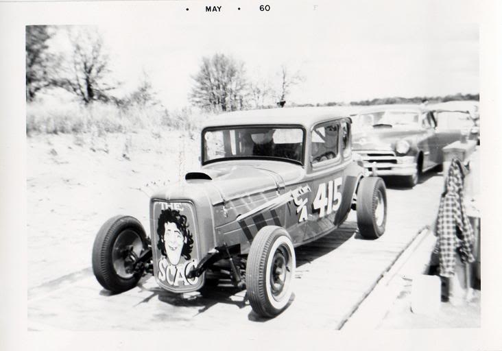 1950's & 1960's hot rod & dragster race 5windo10