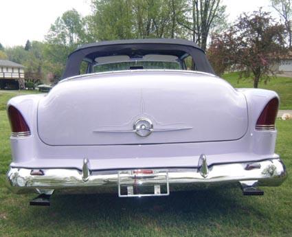 Oldsmobile 1948 - 1954 custom & mild custom 614