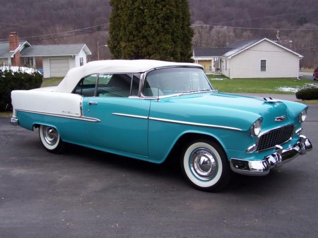 Les Chevrolet de 1949 à 1959 stock 65422410