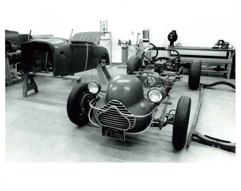1928 - 29 Ford  hot rod 7-dick11