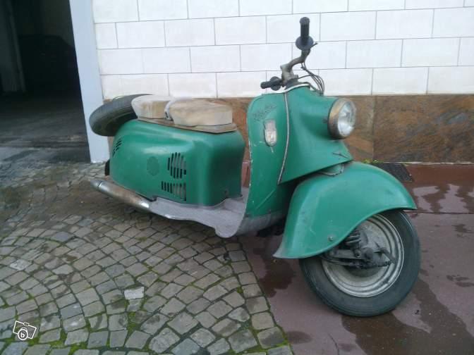 Scooter des 1950's & 1960's 70122610