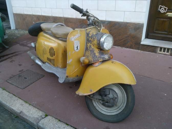 Scooter des 1950's & 1960's 70222610
