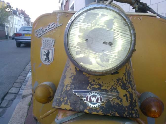 Scooter des 1950's & 1960's 70322610