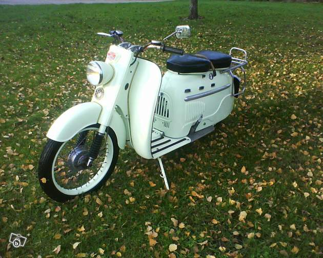Scooter des 1950's & 1960's 74423011