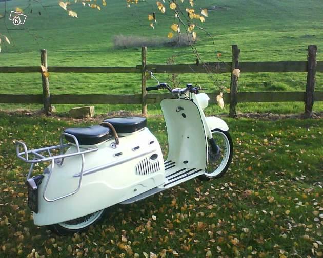 Scooter des 1950's & 1960's 74523010