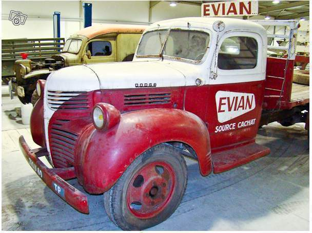 Camions vintages 74923010