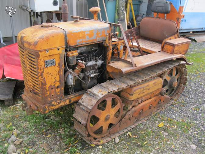 Tracteurs agricoles et véhicules de chantier 75420111