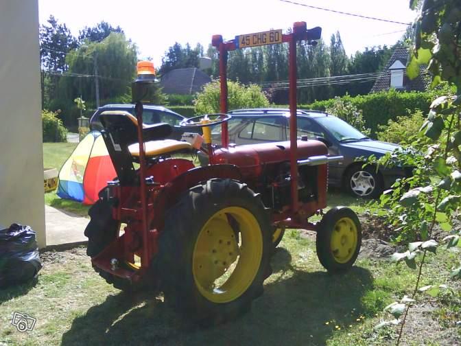 Tracteurs agricoles et véhicules de chantier 75420112