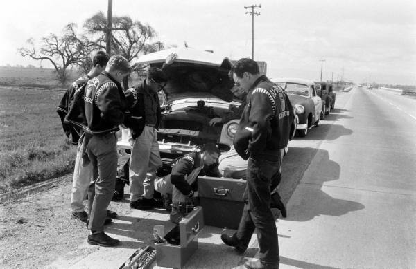 1950's & 1960's hot rod / custom car club 7893cb10