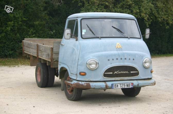 Camionettes et petits utilitaires - Mini truck and Delivery 79120510
