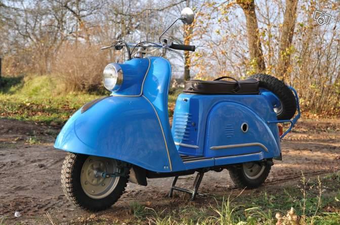Scooter des 1950's & 1960's 79320510