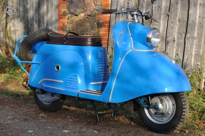 Scooter des 1950's & 1960's 79520511
