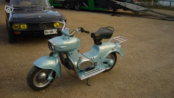 Scooter des 1950's & 1960's 79720511