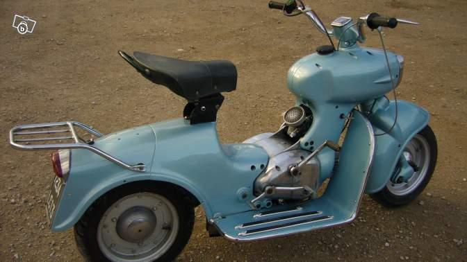Scooter des 1950's & 1960's 79820510