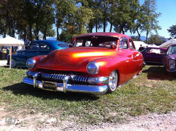 Mercury 1949 - 51  custom & mild custom galerie - Page 2 88732610