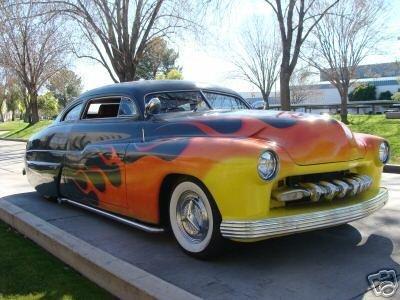 Mercury 1949 - 51  custom & mild custom galerie 8f0d_110