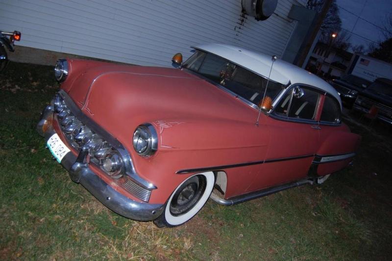 Chevy 1953 - 1954 custom & mild custom galerie A-610