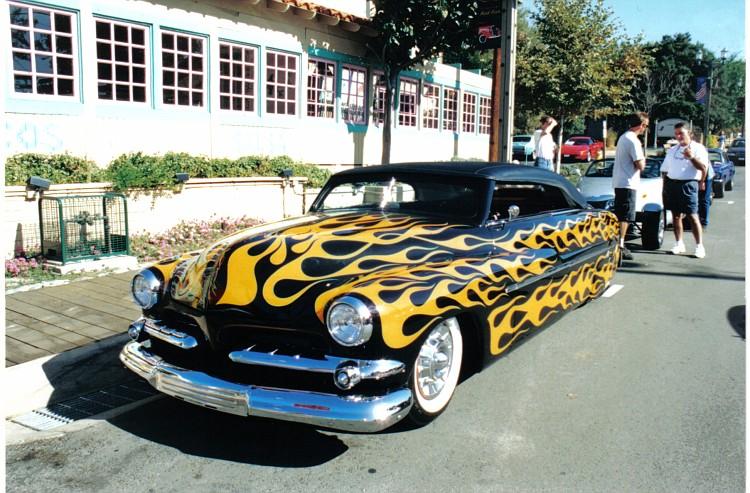 Mercury 1949 - 51  custom & mild custom galerie A-vi10