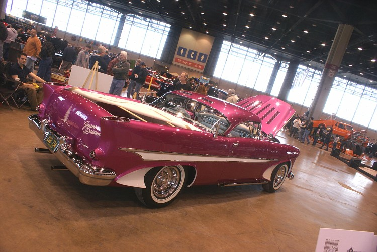 Oldsmobile 1948 - 1954 custom & mild custom A11-vi10