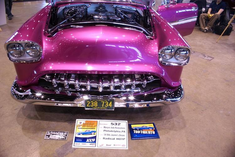 Oldsmobile 1948 - 1954 custom & mild custom A20-vi10