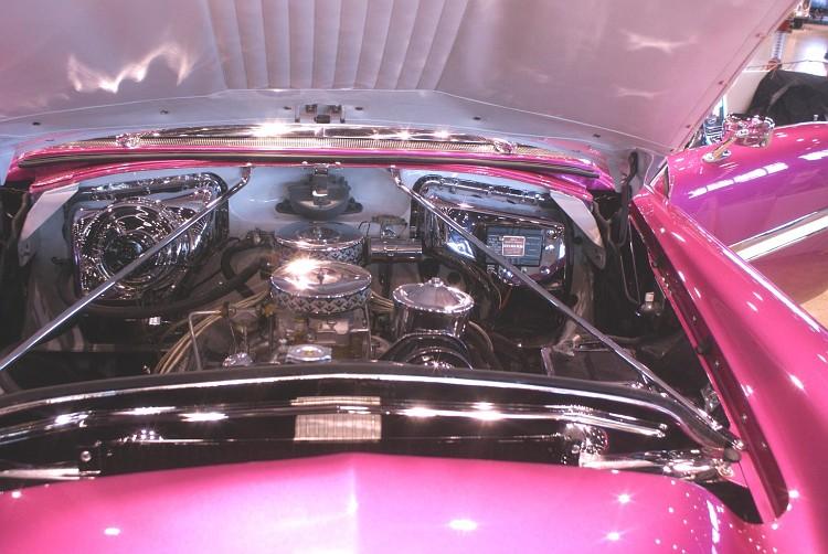 Oldsmobile 1948 - 1954 custom & mild custom A21-vi10
