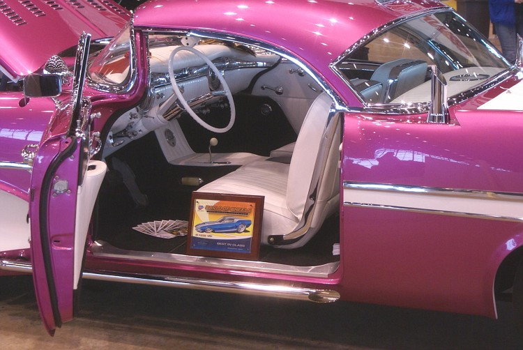 Oldsmobile 1948 - 1954 custom & mild custom A29-vi10