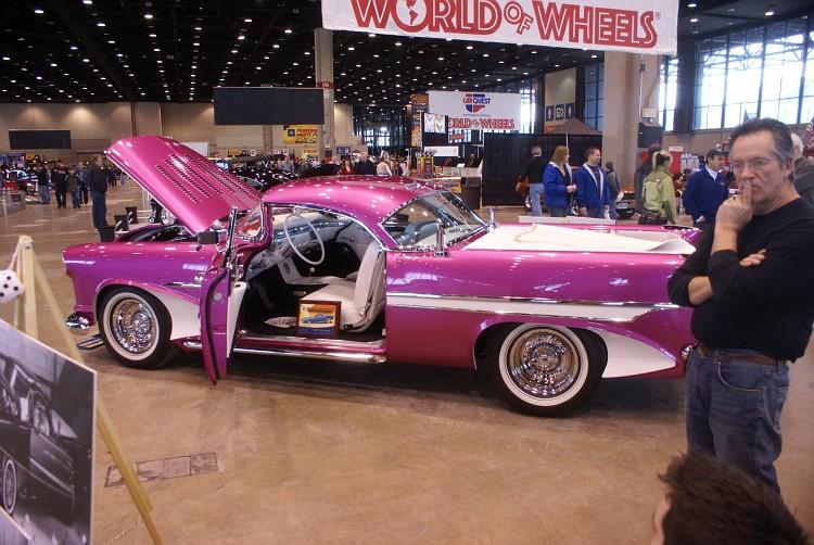 Oldsmobile 1948 - 1954 custom & mild custom A31-vi10