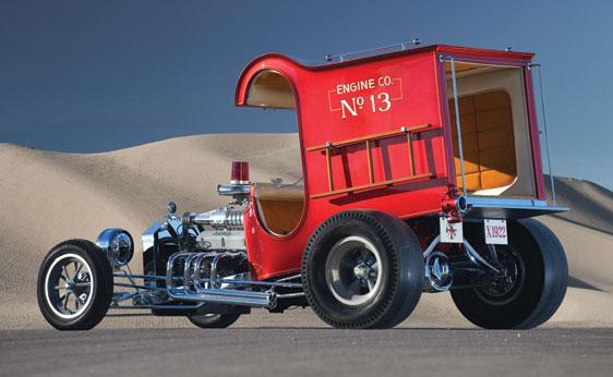 Ford C-Cab Fire Truck - Chuck Miller Af11_r17