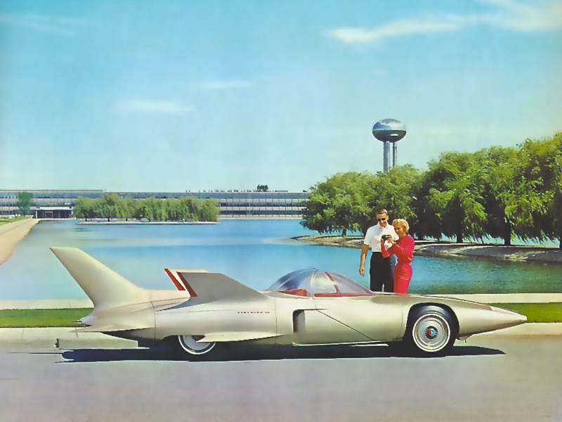 Firebird 3 Concept Car Al24510