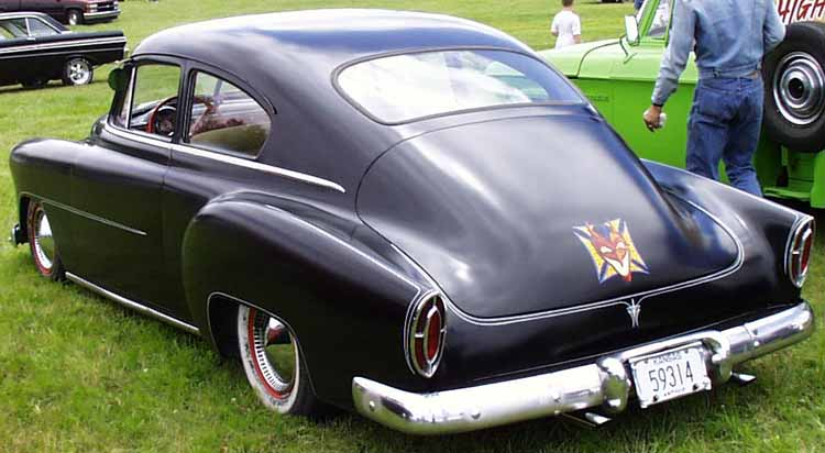 Chevy 1949 - 1952 customs & mild customs galerie - Page 2 All18710