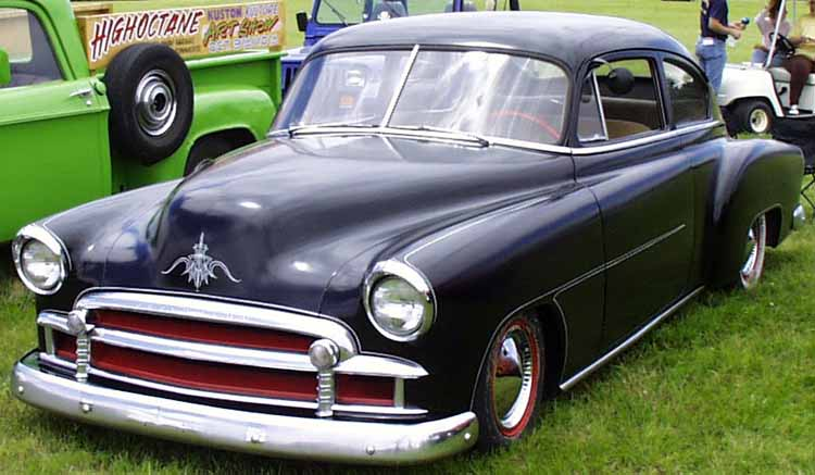 Chevy 1949 - 1952 customs & mild customs galerie - Page 2 All18810