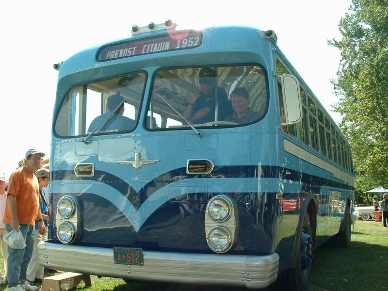 Autobus retro Americ10