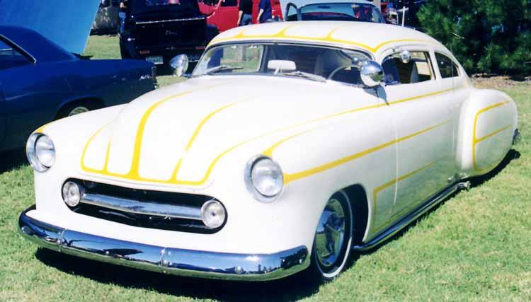 Chevy 1949 - 1952 customs & mild customs galerie Ark7510