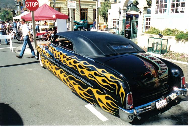 Mercury 1949 - 51  custom & mild custom galerie B-vi10