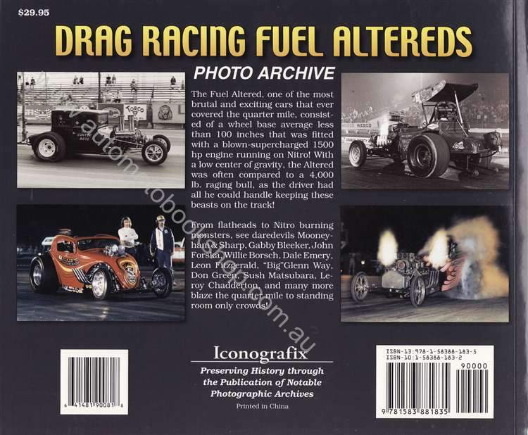drag racing fuel altered B1324610