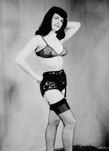 Betty Page Bettie11