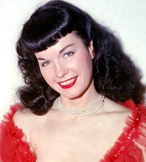 Betty Page Bettie15