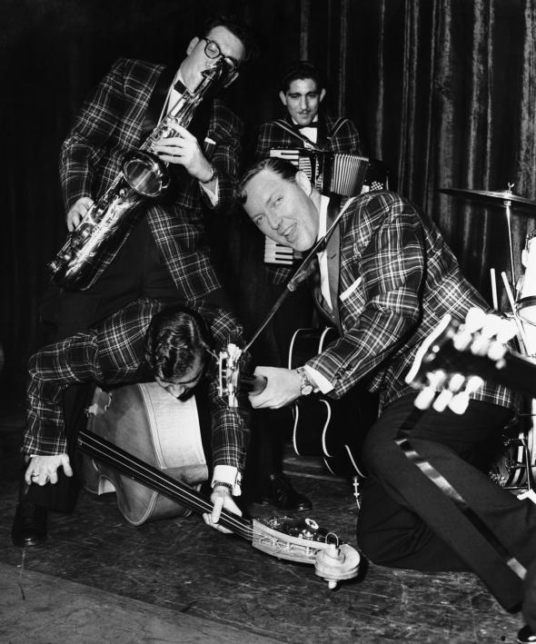 Bill Haley and the Comets Bill_h10