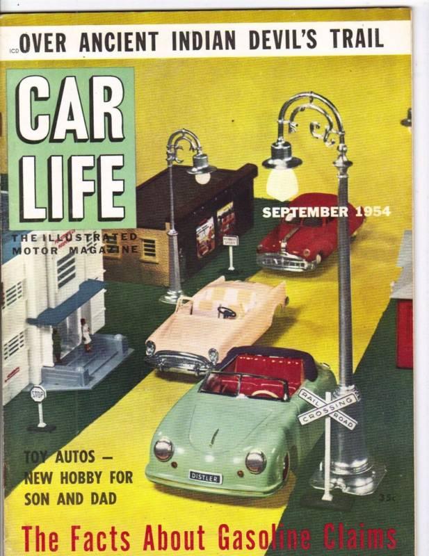 Revue Car Life 1950's et 1960's Brgqgw10