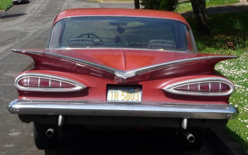 Les Chevrolet de 1949 à 1959 stock Cc-28-10