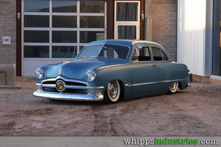 Ford 1949 - 50 - 51 (shoebox) custom & mild custom galerie Chad_711