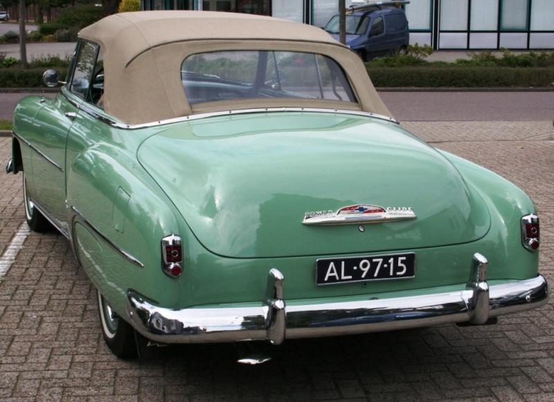 Les Chevrolet de 1949 à 1959 stock Chevro11
