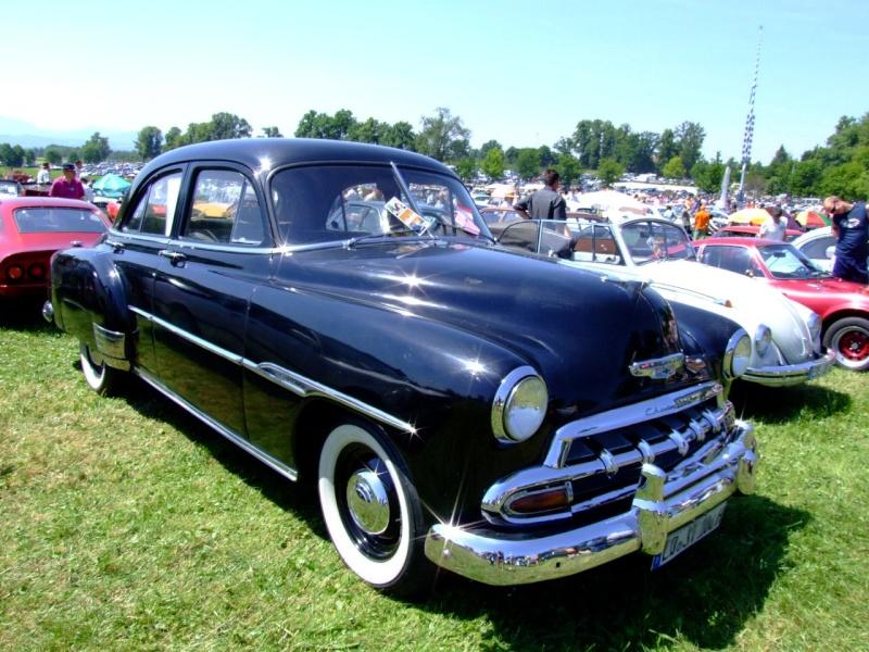 Les Chevrolet de 1949 à 1959 stock Chevro12