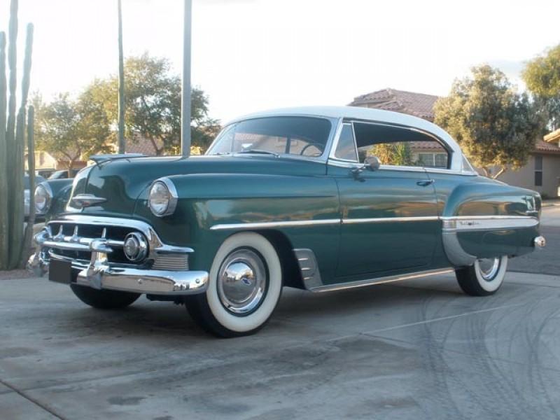 Les Chevrolet de 1949 à 1959 stock Chevro14