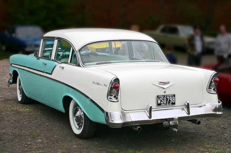 Les Chevrolet de 1949 à 1959 stock Chevro16