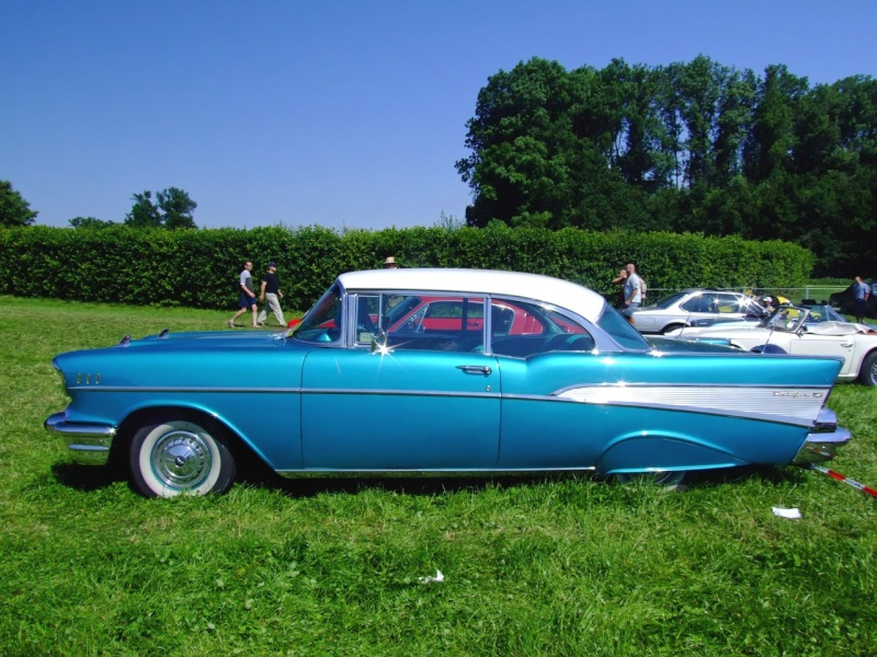 Les Chevrolet de 1949 à 1959 stock Chevro18