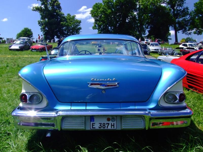 Les Chevrolet de 1949 à 1959 stock Chevro20