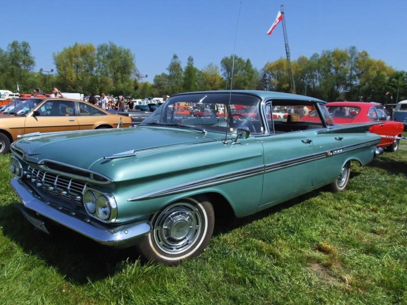 Les Chevrolet de 1949 à 1959 stock Chevro21